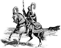 Znalezione obrazy dla zapytania rycerstwo średniowieczne